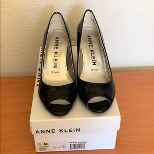 Anne Klein Patent Leather Pump Shoes